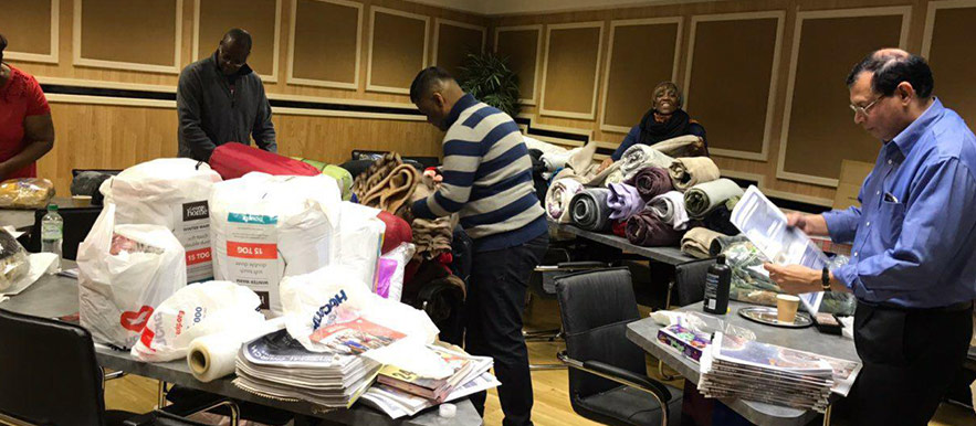 Christmas Blanket Appeal – Christmas Day