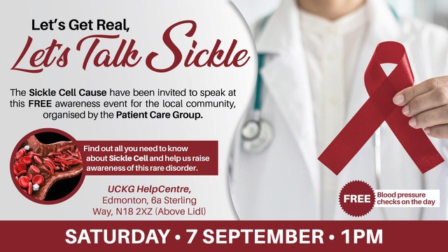 'Let's Get Real, Let's Talk Sickle'